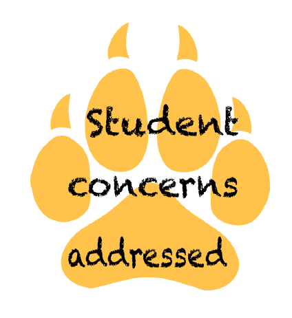 Concerns from the Students Questionnaire
