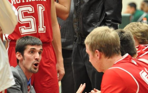 Meet Coach Mitchell: Varsity Boys Basketball and Boys Golf