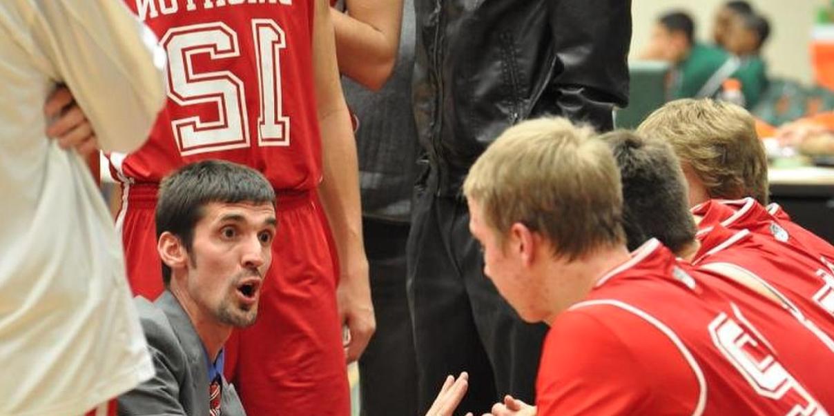 Meet Coach Mitchell: Varsity Boys Basketball and Boys Golf