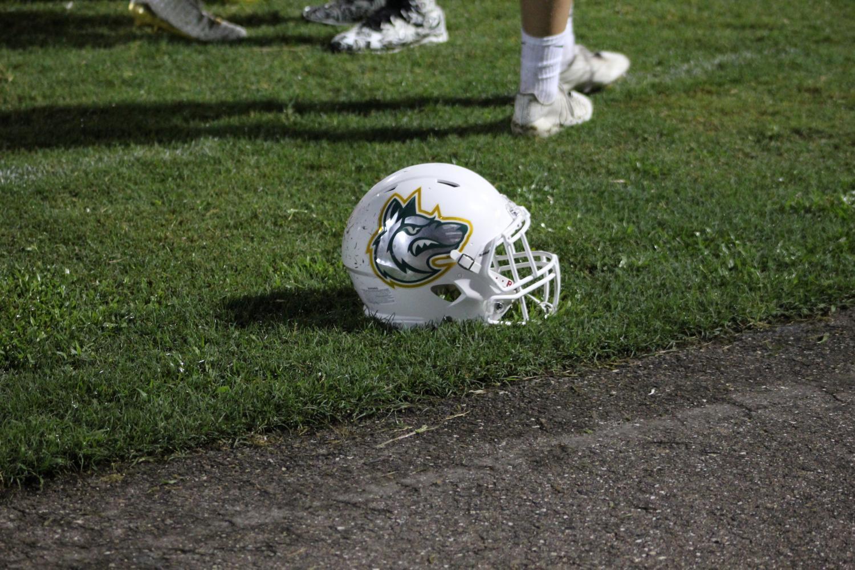 Varsity Football Preseason VS. Fivay