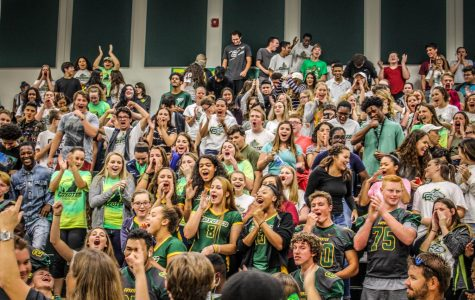 Our First Pep Rally