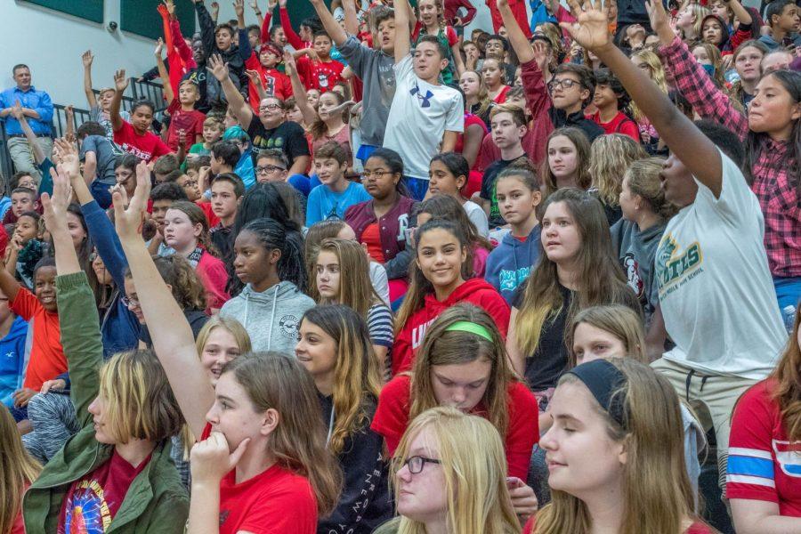 Red Ribbon Week Pep Rally