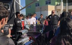 UTI visits Engineering