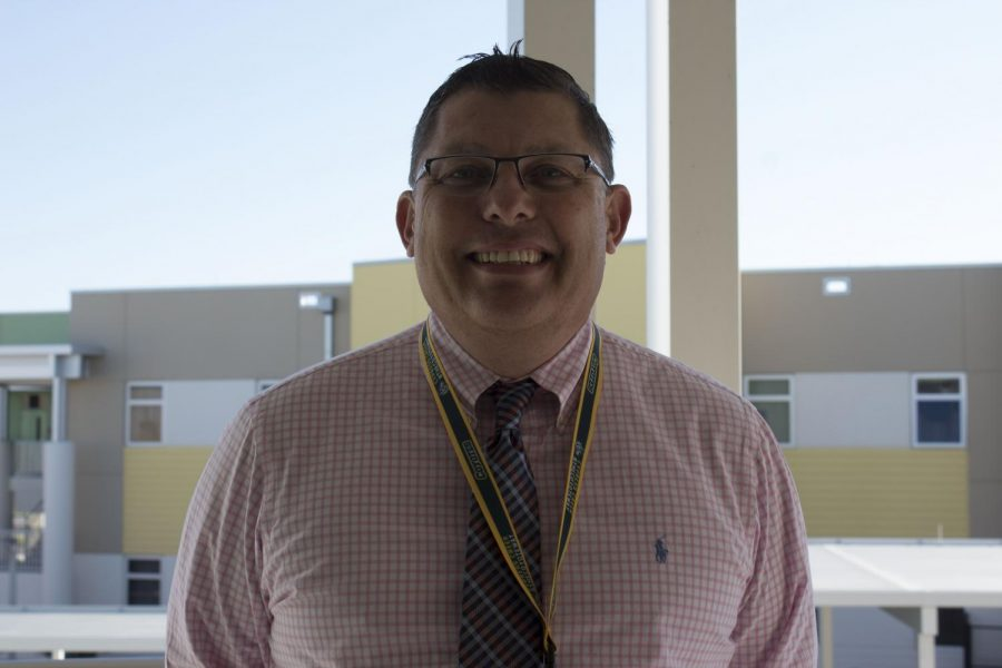 Welcome to Our New AP, Mr. Aunchman