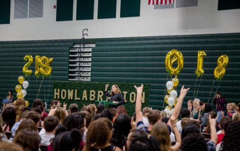 Middle School HOWLABRATION 2018