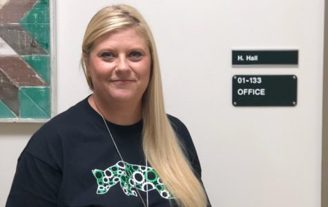 Mrs. Hall nominated for NNB of the year award
