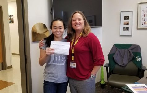 Mindy Do: National Merit Scholarship Semi-Finalist