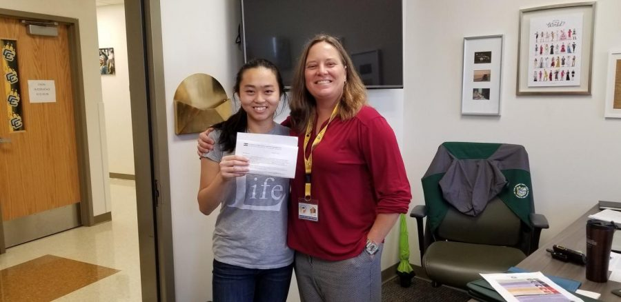 Mindy Do: National Merit Scholarship Semi-Finalist