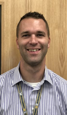 Mr. Copeland: Cypress Creek's New Assistant Principal