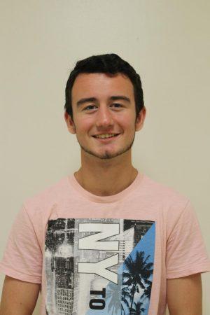 Marco Svolinsky: National Merit Scholarship Commendation Award Winner