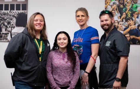 2020 Turnaround Student: Iris Morales
