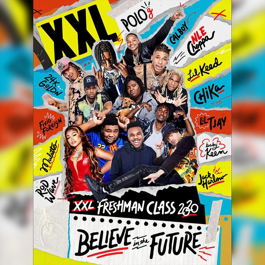 2020 XXL Freshman List